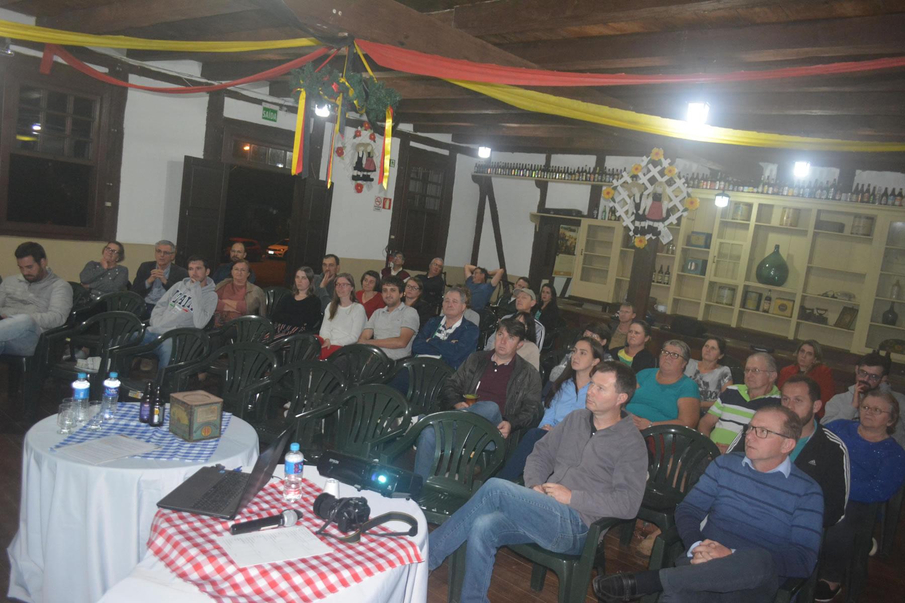 2º Fórum Municipal de Turismo aconteceu ontem
