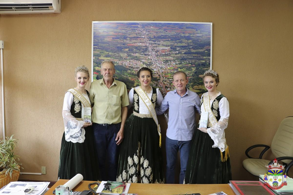 Divulgação da 7ª Heimatfest na região