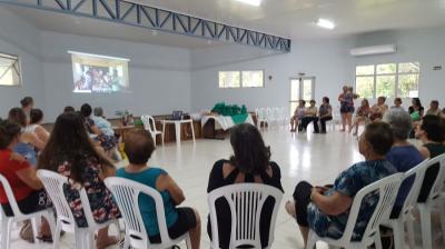 Assistência Social do município realiza atividade de encerramento do ano