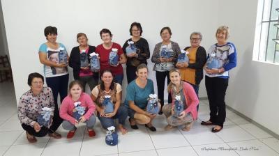 Atividades dos grupos de assistência buscam a socialização nas comunidades