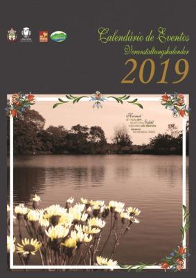 CALENDÁRIO DE EVENTOS 2019