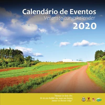 CALENDÁRIO DE EVENTOS 2020