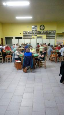 Campeonato Municipal de Canastra movimenta as noites de segunda-feira