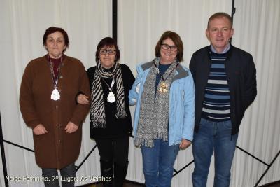 Campeonato Municipal de Canastra premia os participantes