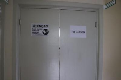Centro de Saúde a a rotina para prevenir contágio do Coronavírus