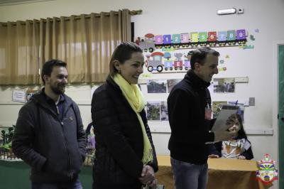 Escolas municipais realizam 3ª Felin