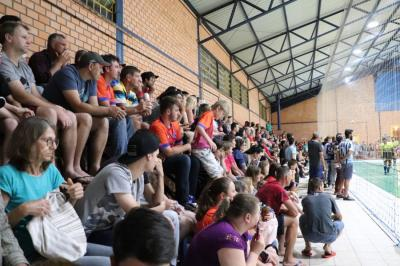 Final do Campeonato Municipal de Futsal atrai grande público