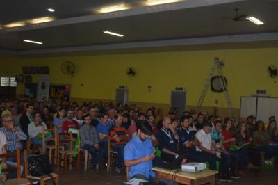 II Seminário Regional de Olericultura reúne grande público