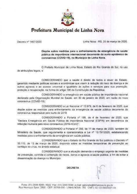 Novo decreto trata sobre funcionamento das instituições bancárias