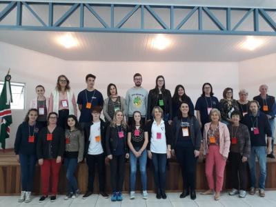 Linha Nova sedia a VI Conferência Intermunicipal dos Direitos da Criança e Adolescente