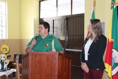Linha Nova sedia final do Campeonato Estadual de Bolão Série Ouro de Casais