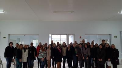 Linha Nova sedia Reunião Regional de Assistência Social