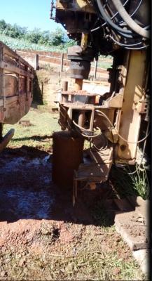 Parceria entre DINFRA e Município de Linha Nova possibilita perfuração de poços artesianos