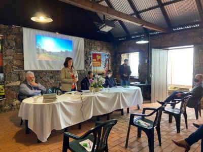 Rota Romântica promove evento de planejamento turístico em Linha Nova