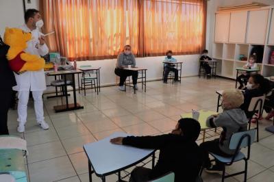 Saúde Bucal nas Escolas