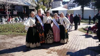 Soberanas convidam para a 7ª Heimatfest
