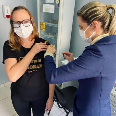 Vacinação dos Profissionais da Educação