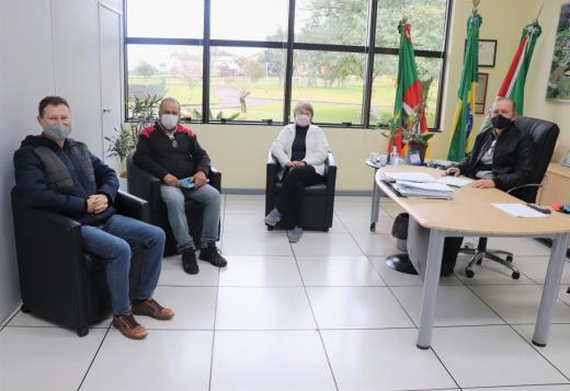 Administração Municipal coloca em prática projeto de finalização asfáltica