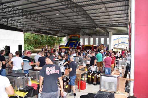 Linha Nova festeja Aniversário de 26 Anos com inauguração da Cervejaria Ritter