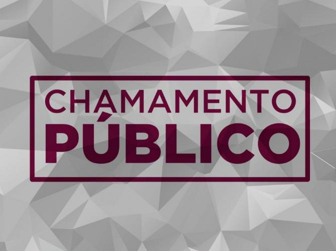 Chamamento Público para prestação de serviços de atendimento aos alunos e portadores de necessidades especiais