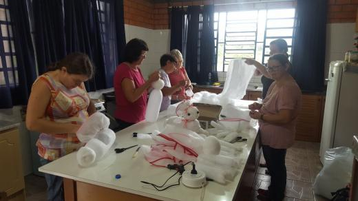Grupos de trabalho da Assistência Social voltaram à atividade em Março.