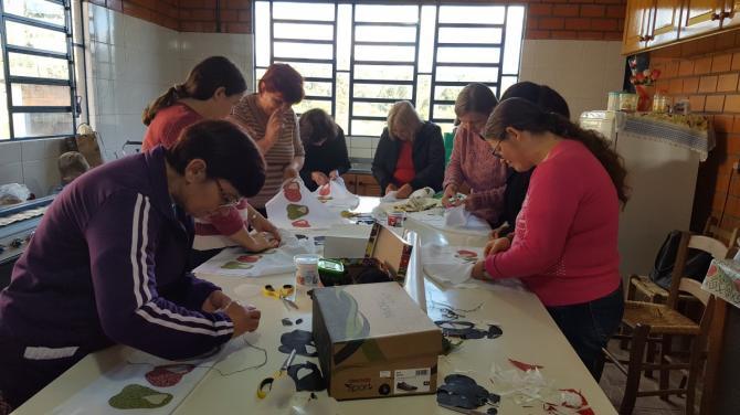 Atividades diferenciadas são incluídas nos grupos da Assistência Social