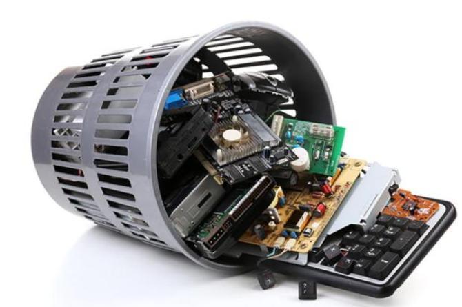 Recolhimento de Lixo Eletrônico e Eletroeletrônico