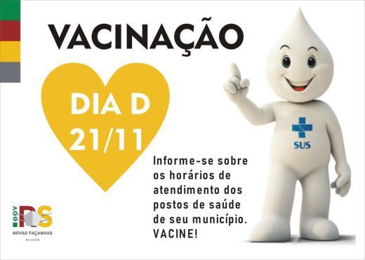 PRORROGADA CAMPANHA DE VACINAÇÃO