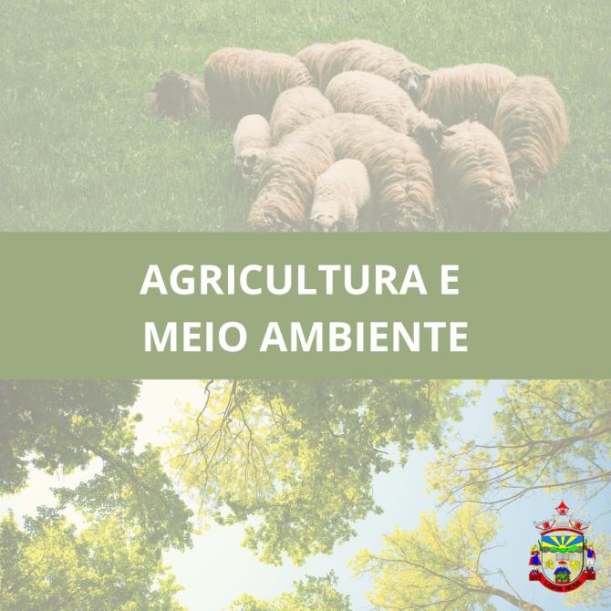 Informativos Secretaria da Agricultura e Meio Ambiente