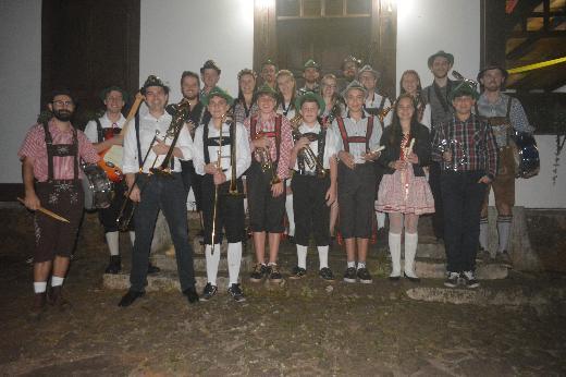 Orquestra Municipal encanta público presente