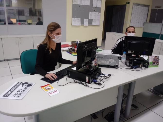 Vigilância sanitária e fiscalização orientam estabelecimentos sobre cuidados com o coronavírus